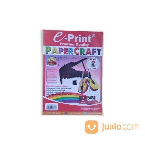 Kertas Craft Papercraft Level 2 (19503123) di Kab. Banjarnegara