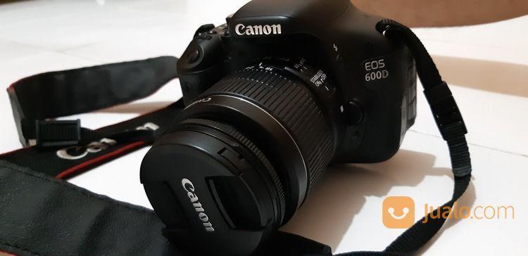Camera Canon 600d (19505575) di Kota Palembang