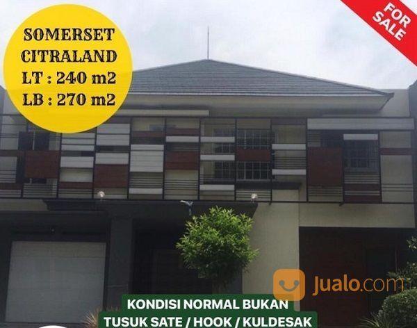 MURAAH Rumah Sommerset Citraland Modern MINIMALIS Harga NEGO (19506071) di Kota Surabaya