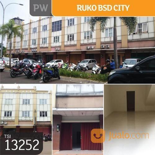 Ruko BSD City, Tangerang, 4,5x12m, 3 Lt, HGB (19509599) di Kota Tangerang Selatan