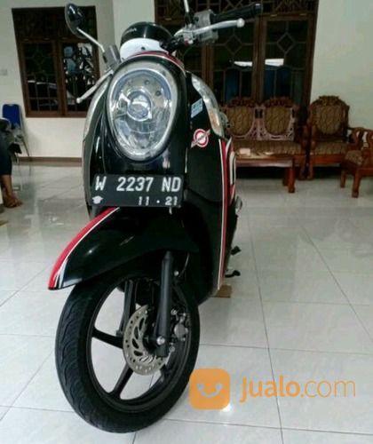 Honda Scoopy Thun 2016 Istimewa (19518447) di Kota Surabaya