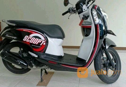 Honda Scoopy Thun 2016 Istimewa (19518463) di Kota Surabaya