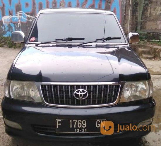 Mobil Toyota Kijang Type LGX Matic Thn 2004 Akhir Manis Di Bogor (19542059) di Kota Bogor
