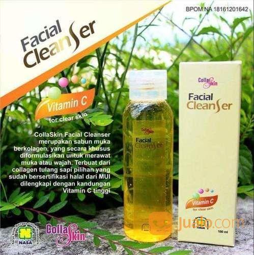 Collagen Facial Cleanser (19547911) di Kab. Bantul
