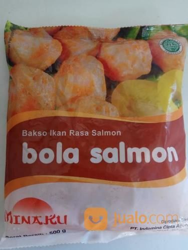 Minaku Bola Salmon 500 Gram (19559395) di Kota Surabaya