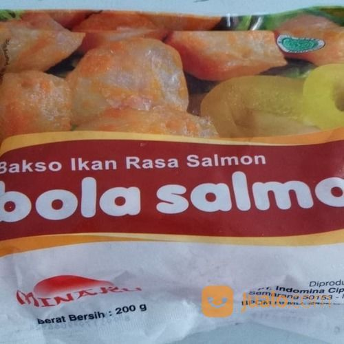Minaku Bola Salmon 200 Gram (19559795) di Kota Surabaya