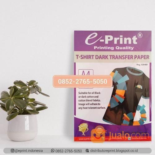 Harga Termurah Kertas Transfer Paper Dark (19562855) di Kab. Banjarnegara