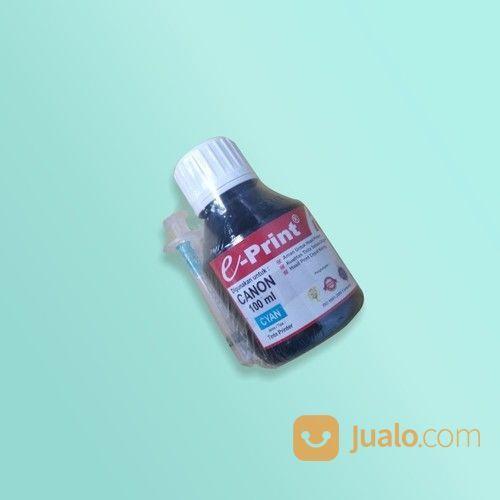 Tinta Botol Canon 100ml Cyan (19581539) di Kab. Banjarnegara