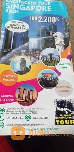 Jelajah Singapura Tidak Mahal Tapi Berkesan (19585655) di Kota Bandung