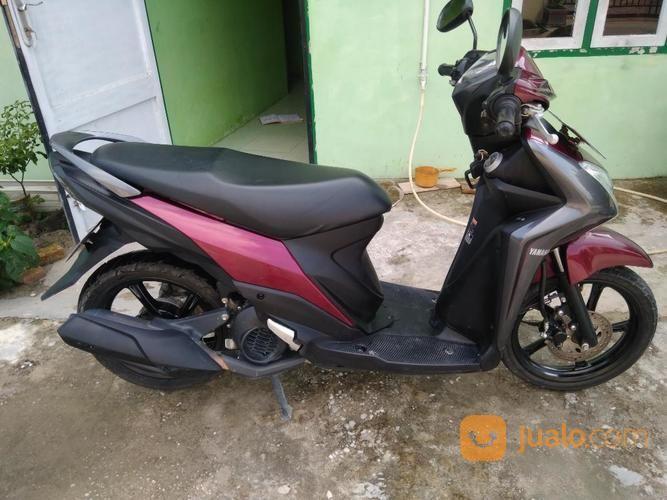 Mio S 2018 Merah Maroon (19587371) di Kota Pekanbaru