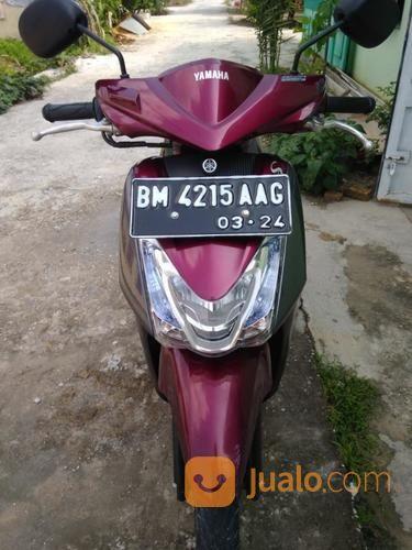 Mio S 2018 Merah Maroon (19587395) di Kota Pekanbaru