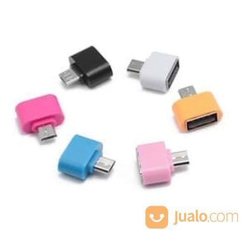 OTG On The Go Micro USB Hp Warna Mini Conector Android (19593639) di Kota Surakarta