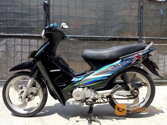 HONDA SUPRA X 110 TAHUN 2003 PAJAK HIDUP SIAP PAKAI (19597091) di Kota Bandung