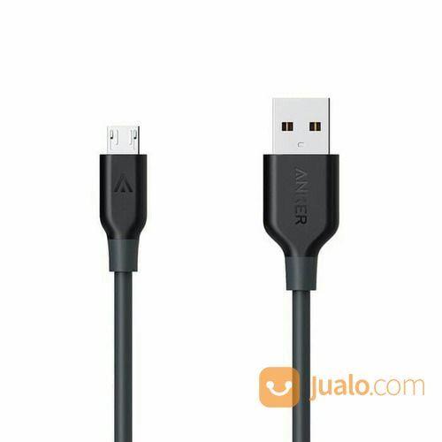 Kabel Data ANKER Micro Usb 3ft / 0,9m Kabel HIGH SPEED Fast Charging