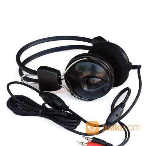 Headset Headphone V808 Suara Bagus Harga Murah (19636443) di Kota Surakarta
