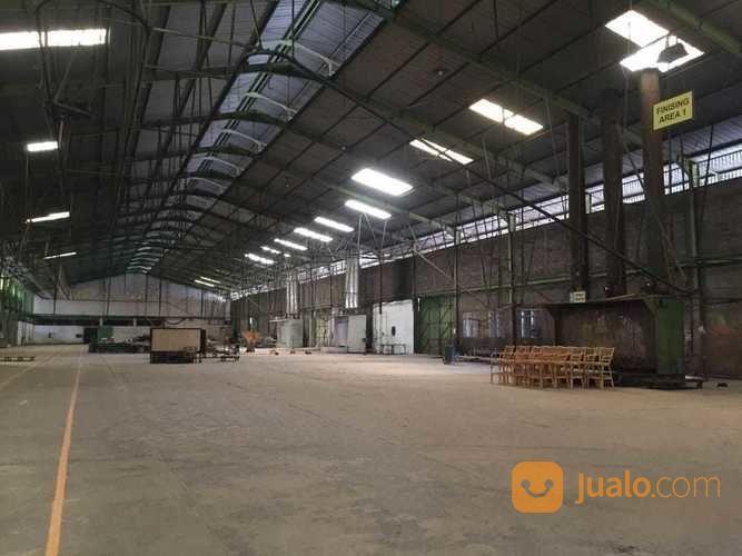 Gudang Ex Pabrik Di Raya Margomulyo Row Jln Sangat Lebar Langka & Lokasi Strategis (19636583) di Kota Surabaya