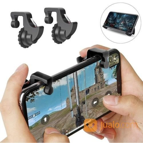 Mobile Game Fire Button L1R1 Aim Key Trigger GEN-X Gen X For PUBG Etc (19653891) di Kota Surakarta