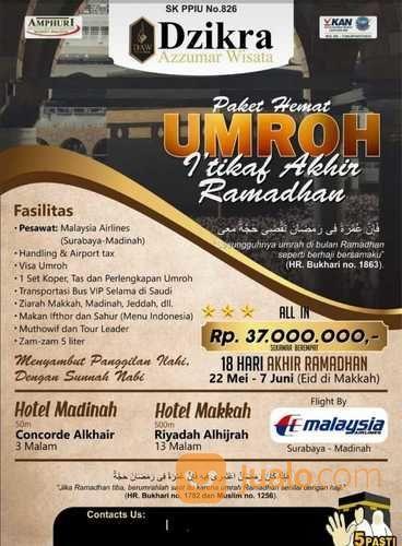 UMROH FULL ROMADHON 2019 (19658795) di Kota Malang