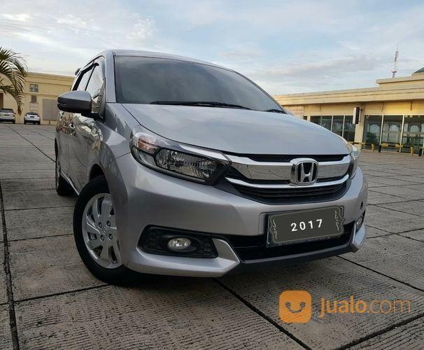 Honda Mobilio E 1.5 CVT 2017 Angs 1.5 Jt (19664587) di Kota Jakarta Selatan