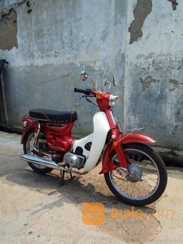 Honda c70 tahun 1976 motor honda 19670991