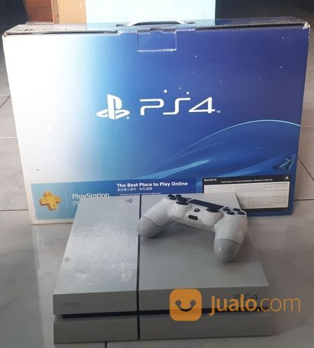 Playstation 4 White (19674339) di Kota Jakarta Timur
