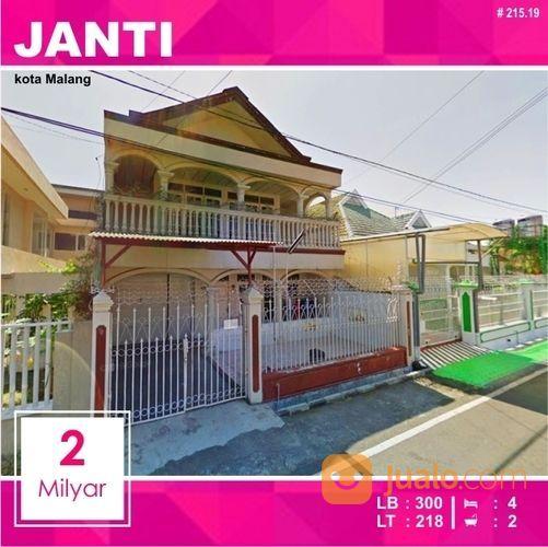 Rumah 2 Lantai Luas 218 Di Janti Sukun Kota Malang _ 215.19 (19676543) di Kota Malang