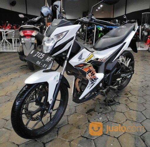 Sonic 150R 2016 Putih Mustika Motor Kepuh (19680863) di Kota Malang