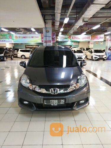 Mobilio E Mt 2015 Grey (19689071) di Kota Surabaya