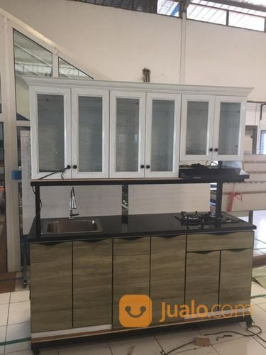 Kitchen Set Aluminium Minimalis Tangerang Jualo