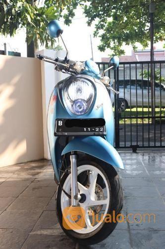 Honda Scoopy 2012, Nego Tipis MANTAP (19693363) di Kota Tangerang Selatan
