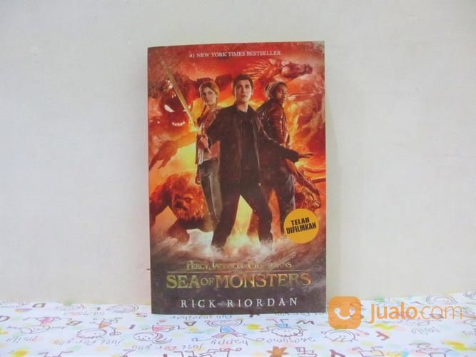 PRELOVED Percy Jackson And The Olympians: The Sea Of Monsters (19699539) di Kab. Sleman