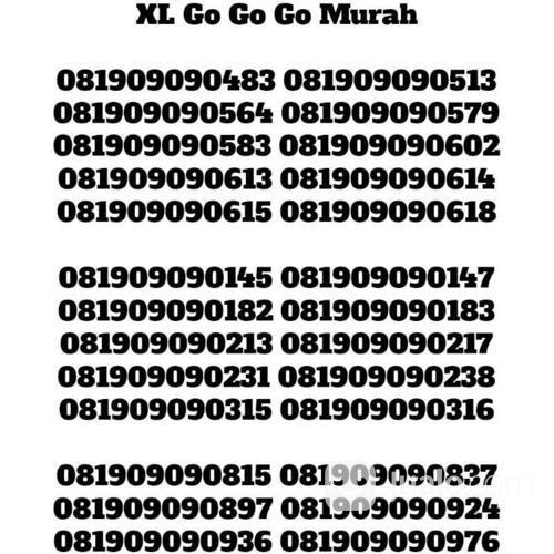 XL Gogogo Murah (19702779) di Kota Semarang