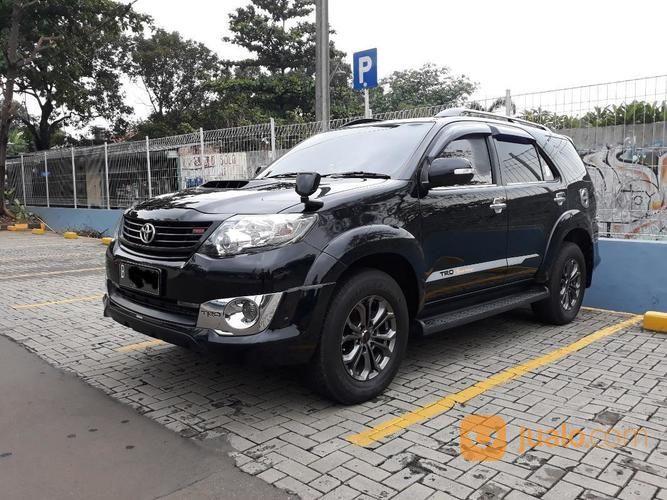 Fortuner Diesel Luxury VNT AT TRD Prima Tinggal Pake CASH/TT Only 2014 (19706427) di Kota Jakarta Timur