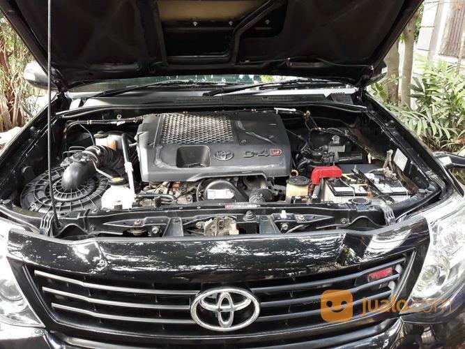 Fortuner Diesel Luxury VNT AT TRD Prima Tinggal Pake CASH/TT Only 2014 (19706439) di Kota Jakarta Timur