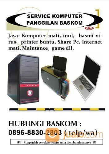 Jasa Service Komputer Panggilan Yogyakarta (19709055) di Kota Yogyakarta