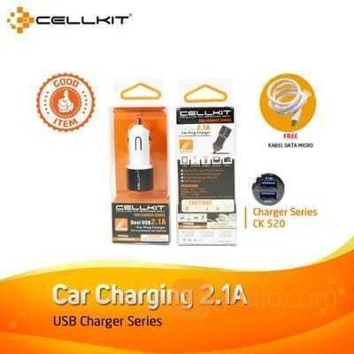 Grosir Termurah Saver Mobil Cellkit 2 Usb + Kabel Micro (19726263) di Kab. Pasuruan