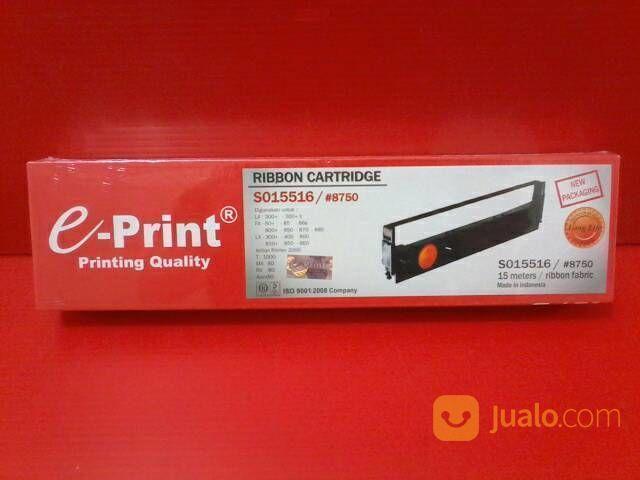 Ribbon Cartridge Epson #8750 (19732555) di Kab. Banjarnegara