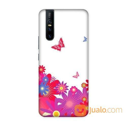Butterfly Vivo V15 Pro Custom Hard Case (19741603) di Kota Bekasi