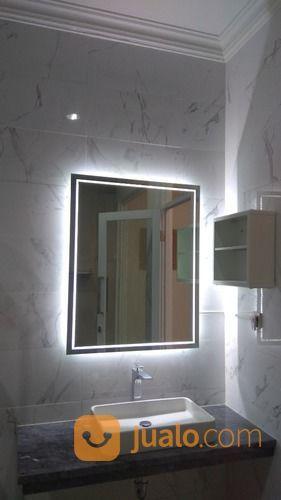 Kaca cermin bevel l kebutuhan rumah tangga lampu 19762695