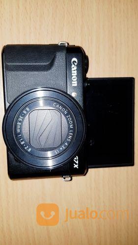 Muraaahh Kamera Vlog Canon G 7x Mark Ii Surakarta Jualo