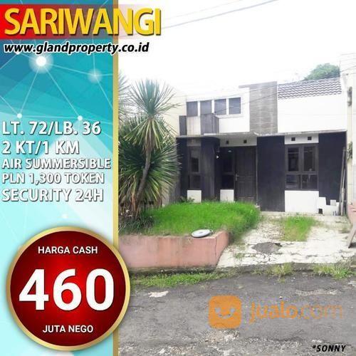 BARaNG LANGKA SUPeR MURaH RUMAH SARIWANGI BANDUNG BARAT DEKAT SETRA DUTA, KAMPUS POLBAN, MARANATHA (19799883) di Kota Bandung