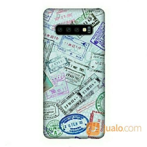 International Migration Samsung Galaxy S10 Custom Hard Case (19800527) di Kota Bekasi