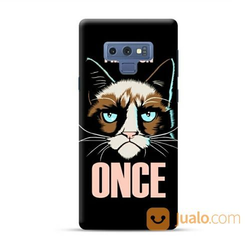 Grumpy Cat I Had Fun Once Samsung Galaxy Note 9 Custom Hard Case (19817067) di Kota Bekasi