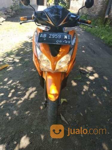 Honda Vario Tahun 2012 Warna Orange (19819239) di Kota Yogyakarta