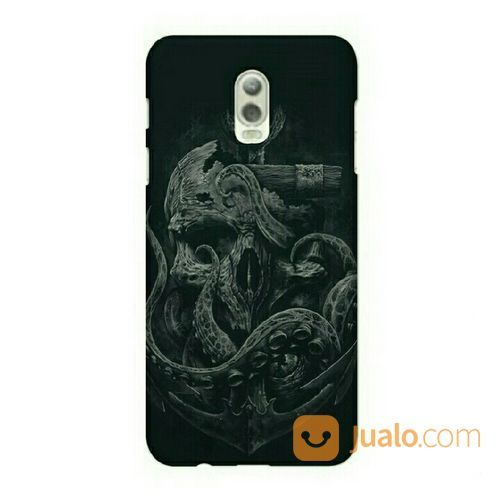 Skull Anchor Octopus Samsung Galaxy J7 Plus Custom Hard Case (19834651) di Kota Bekasi