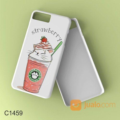 Hardcase 3D Strawberry Milkshake (19849311) di Kota Jakarta Selatan