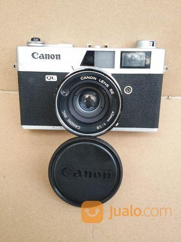 Canon Canonet QL19 Kamera (19851859) di Kota Jakarta Barat