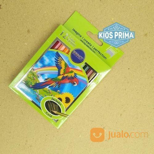 Pensil Warna Terbaik Pulas BIG 12 Pendek (19852203) di Kab. Banjarnegara