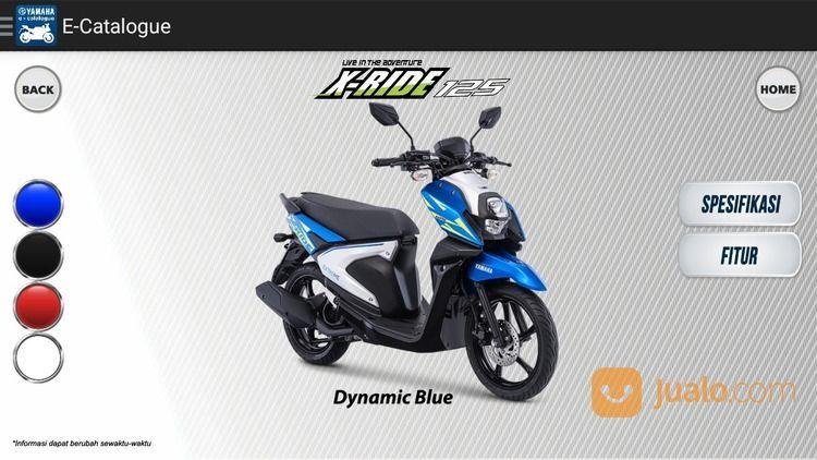 Motor yamaha x ride 1 motor yamaha 19854675