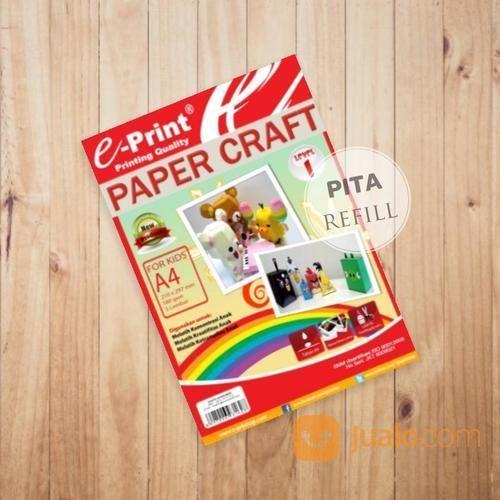 Paper Craft E-Print (19855915) di Kab. Banjarnegara